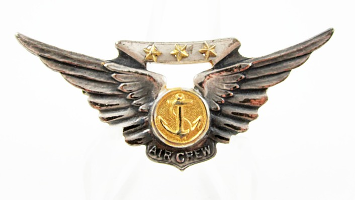 Air Crew Badge 1a