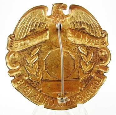 American Legion Badge 1938 1b