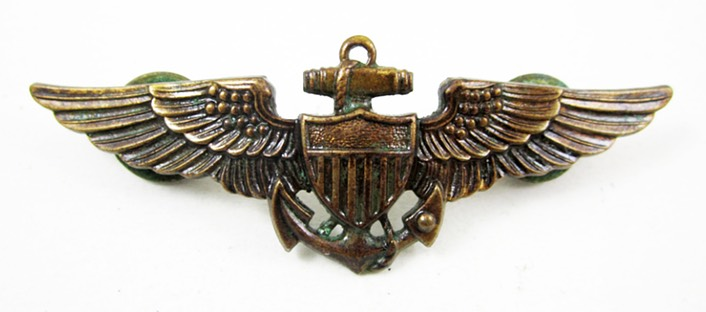 Bronze Marine Aviator Wings 1a