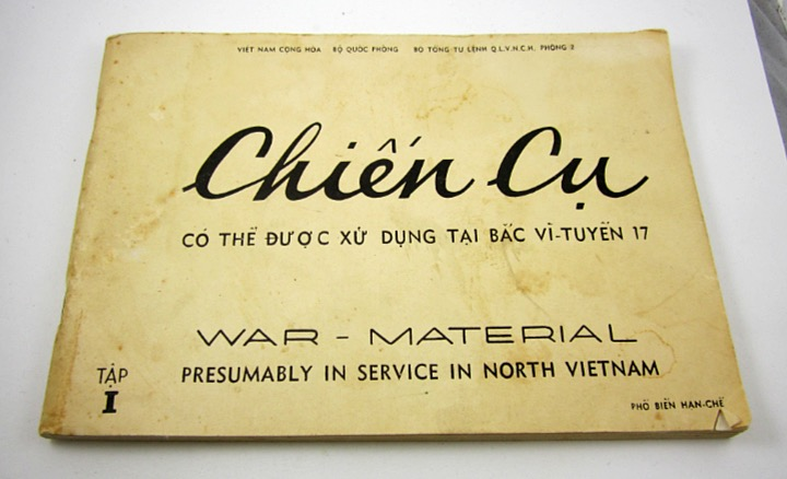 NVA War Material Book 1a
