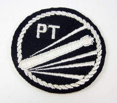 PT Boat Patch 1a