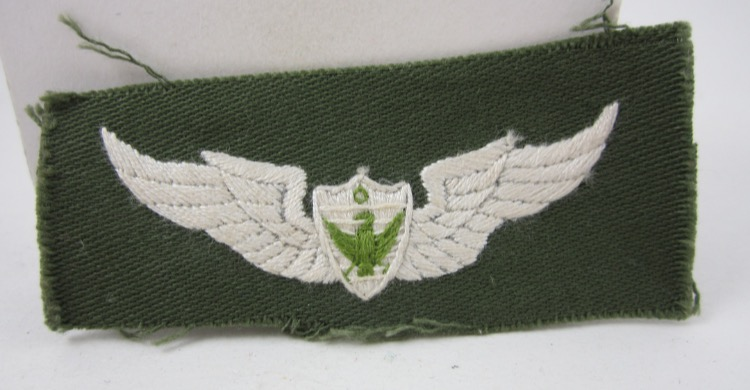 SVN Made Air Crew Wing