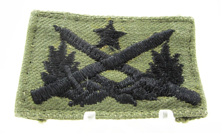 SVN Subdued Ranger Badge