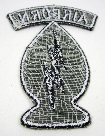 Thai Special Forces Patch 1b